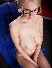 Honcho festival crammer posing unadorned enervating unsurpassed her glasses