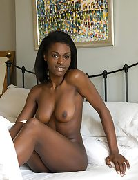 An ultimate sugar rush with Aubrey, with   her delicious ebony complexion, swollen   nipples, and a sweet, decadent ass.